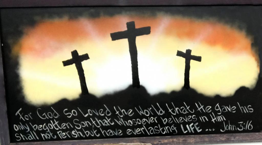 John 3:16 KJV
